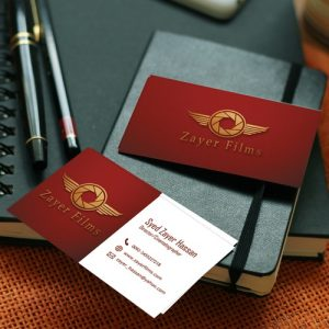 visiting card designing agency
